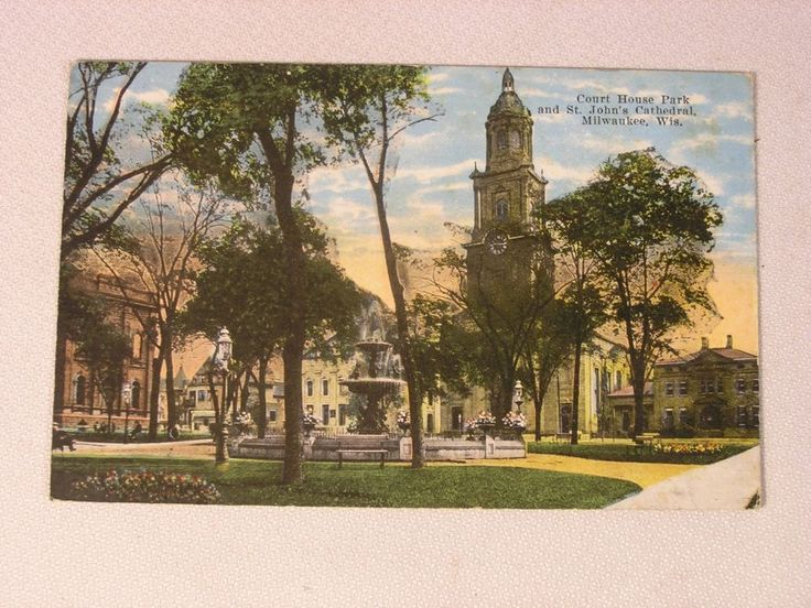 Courthouse Square, 1893-1939.