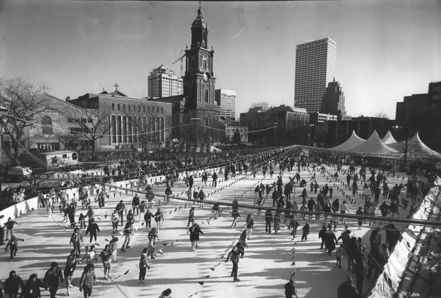 1990 Cathedral Square Winterfest