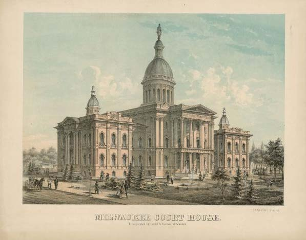 1873 ca Courthouse WHS